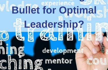 Dr. Jason Carthen: Magic Bullet for Optimal Leadership