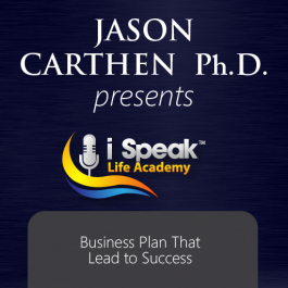 Business Plans That Lead To Success and How to Create One! (Audio Course)