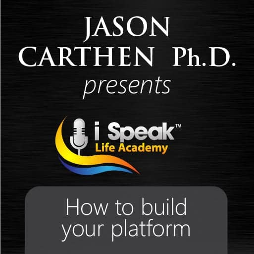 HOW TO BUILD YOUR PLATFORM