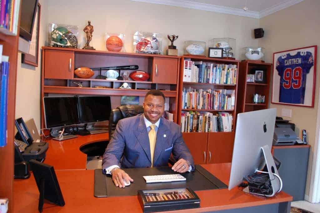 Dr. Jason Carthen: About Dr. Jason
