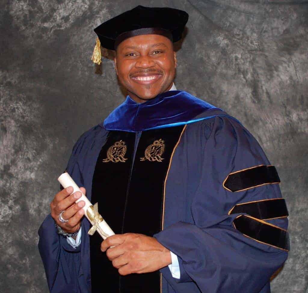 Dr. Jason Carthen: Ph.D.