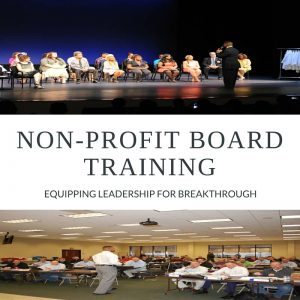 Dr. Jason Carthen Non-Profit Board Training