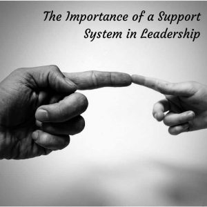Dr. Jason Carthen: Importance of a Support System