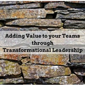 Dr. Jason Carthen: Practice Transformational Leadership for Adding Value to Team