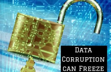 Dr. Jason Carthen: Data Corruption can Freeze the Entire System