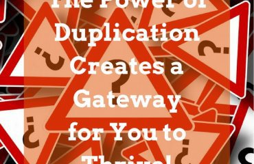 Dr. Jason Carthen: Power of Duplication Creates a Gateway for You to be Thief