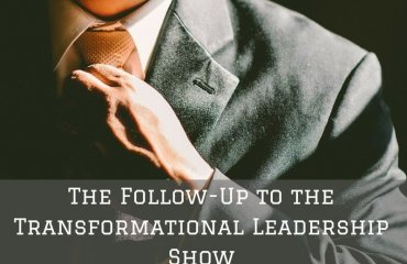 Dr. Jason Carthen: Transformational Leadership Show