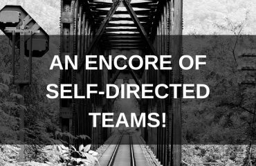 Dr. Jason Carthen: Encore of Self-Directed Teams