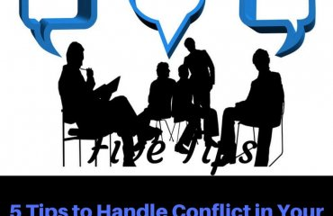 Dr. Jason Carthen: Five Tips to Handle Conflict