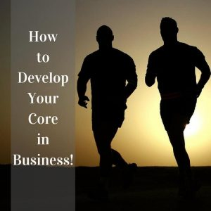 Dr. Jason Carthen: Develop Your Core in Business and Leadership