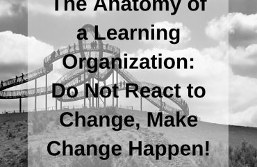 Dr. Jason Carthen: Do Not React to Change, Make Change Happen