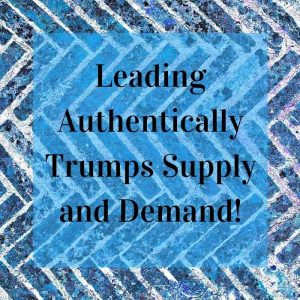 Dr. Jason Carthen: Leading Authentically Trumps Supply and Demand