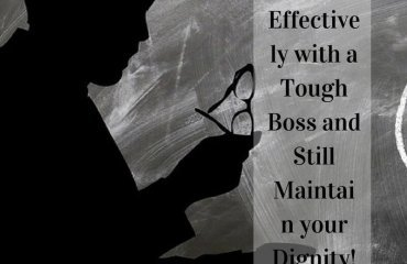 Dr. Jason Carthen: Work Effectively with a Tough Boss