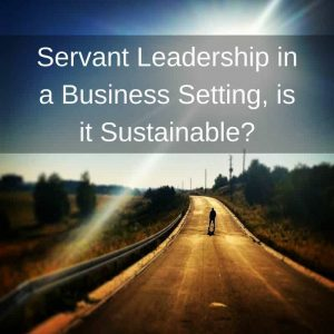 Dr. Jason Carthen: Servant Leadership in a Business Setting