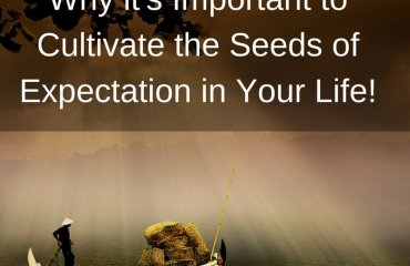 Dr. Jason Carthen: Cultivate the Seeds of Expectation in Your Life