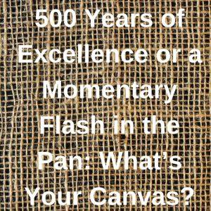 Dr. Jason Carthen: What's Your Canvas?