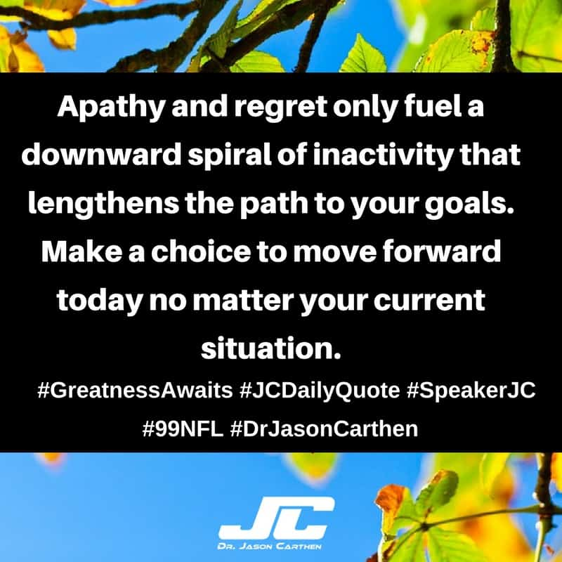Dr. Jason Carthen: Greatness Awaits