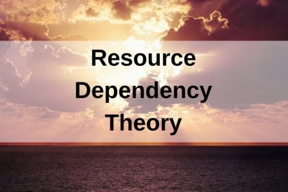 Dr. Jason Carthen: Resource Dependency Theory