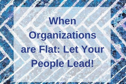 Dr. Jason Carthen: When Organizations are Flat, Let Your People Lead