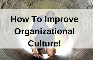 Dr. Jason Carthen: Improve Organizational Culture