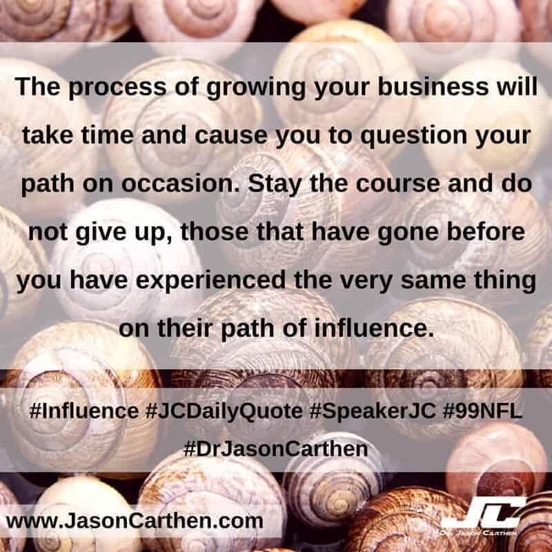 Dr. Jason Carthen: Leadership