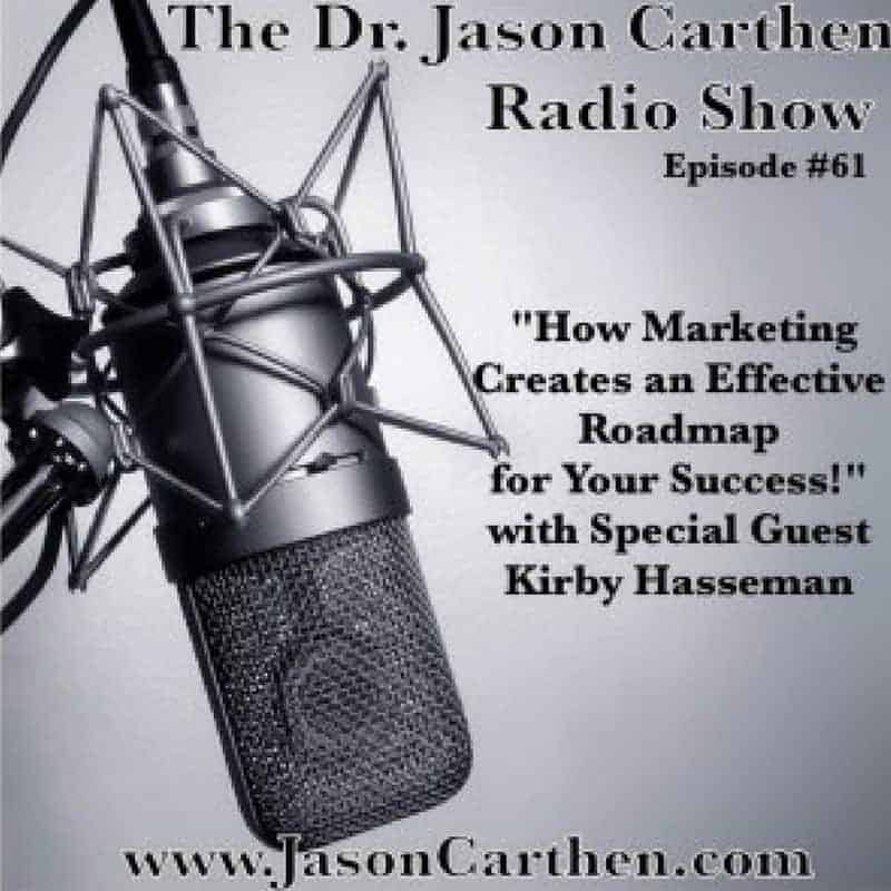 Dr. Jason Carthen: Radio Show Episode 61