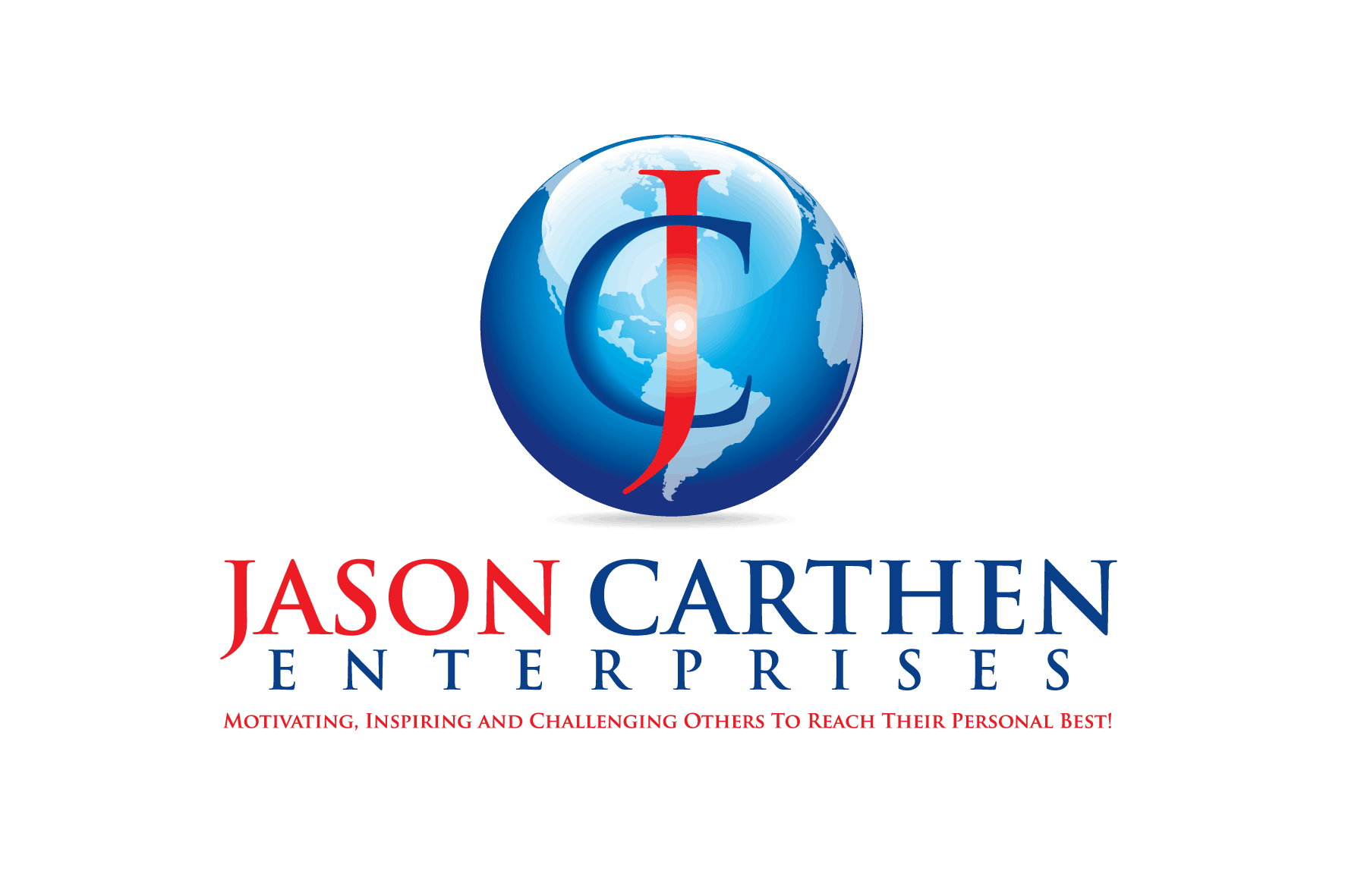 Dr. Jason Carthen Enterprises Logo