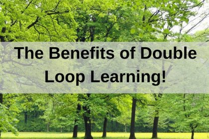 Dr. Jason Carthen: The Benefits of Double Loop Learning