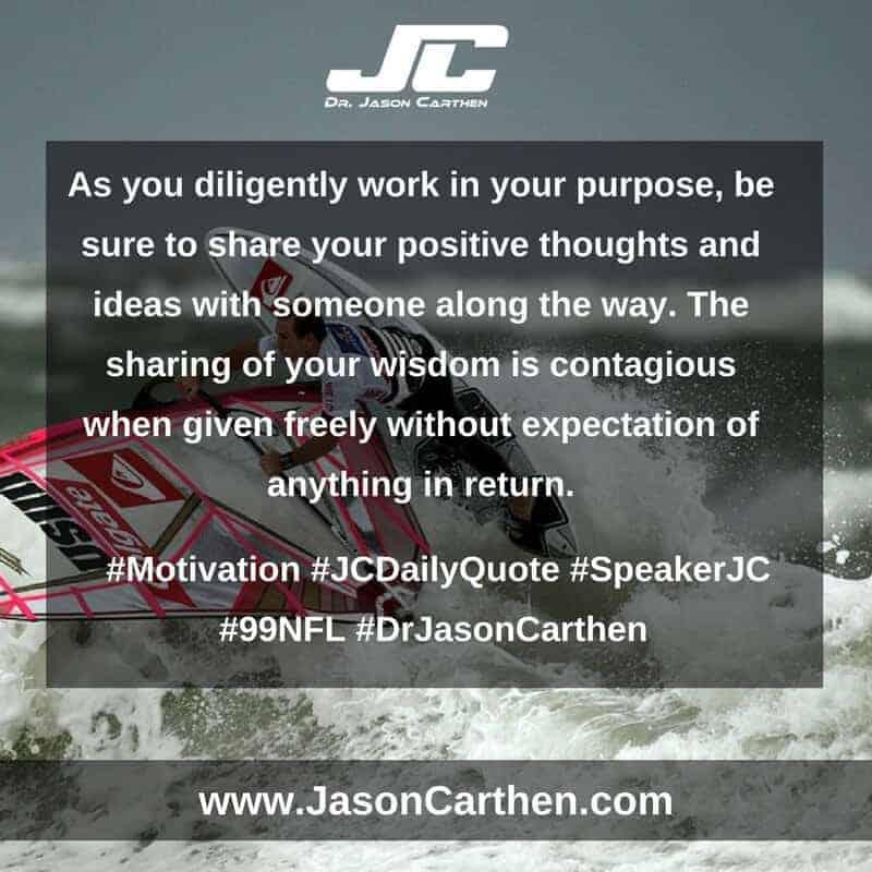 Dr. Jason Carthen: Motivation