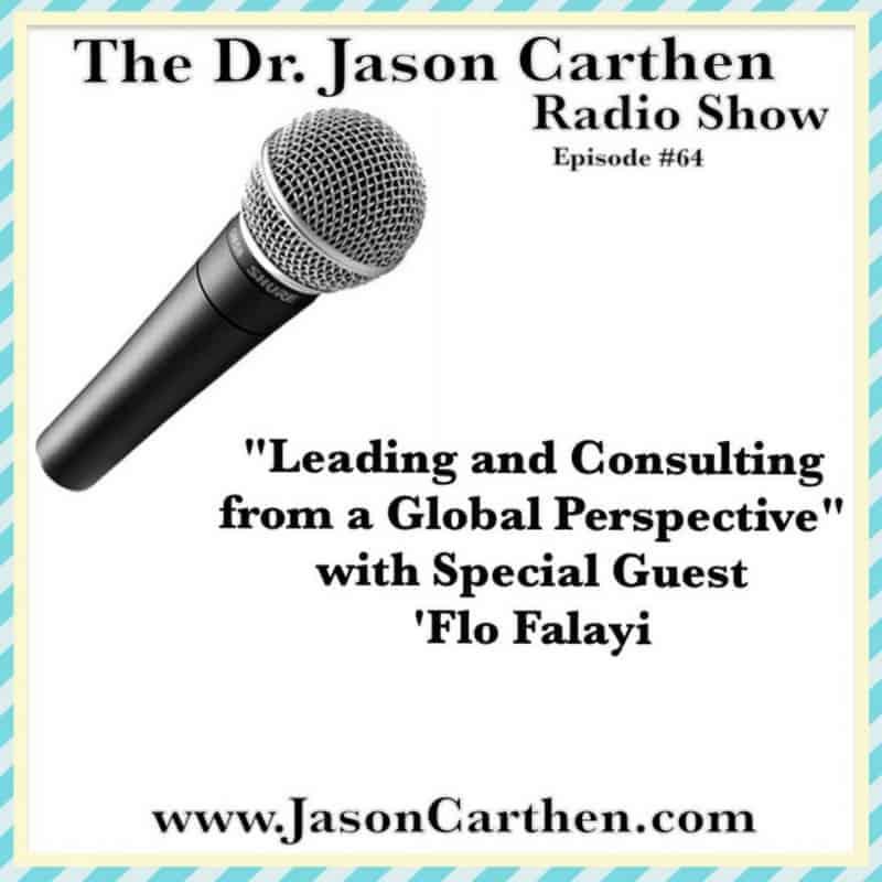 Dr. Jason Carthen: Show_64_IMG_1131