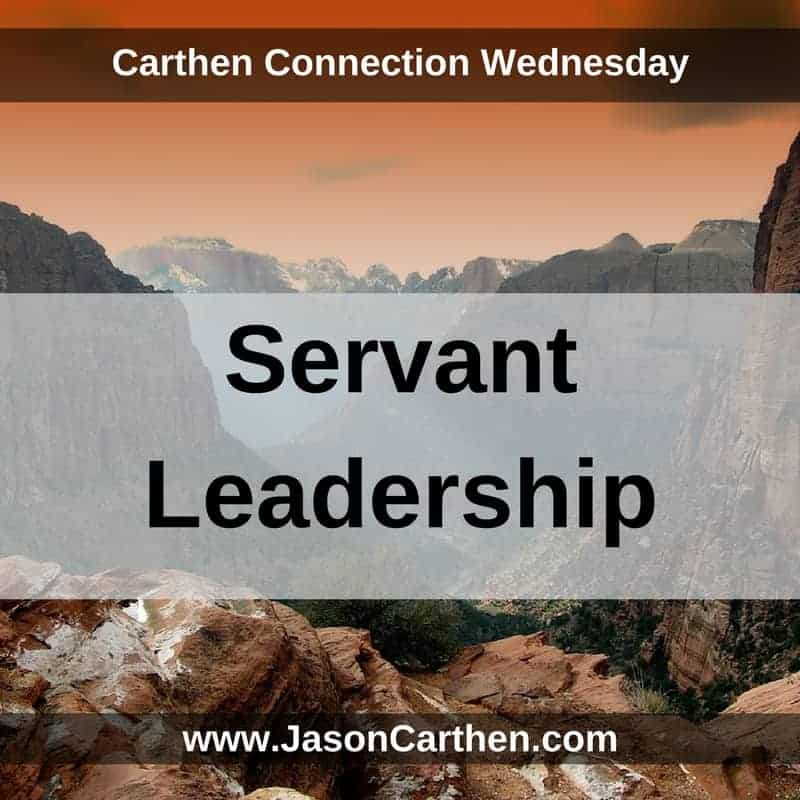 Dr. Jason Carthen: Servant Leadership