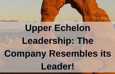 Dr. Jason Carthen: Carthen Connection Wednesday's Upper Echelon Leadership