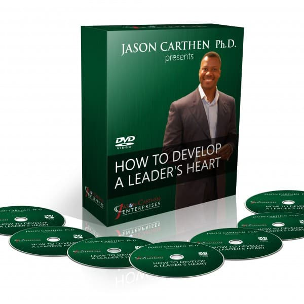 Dr. Jason Carthen: How to Develop a Leader's Heart 31 Day Course