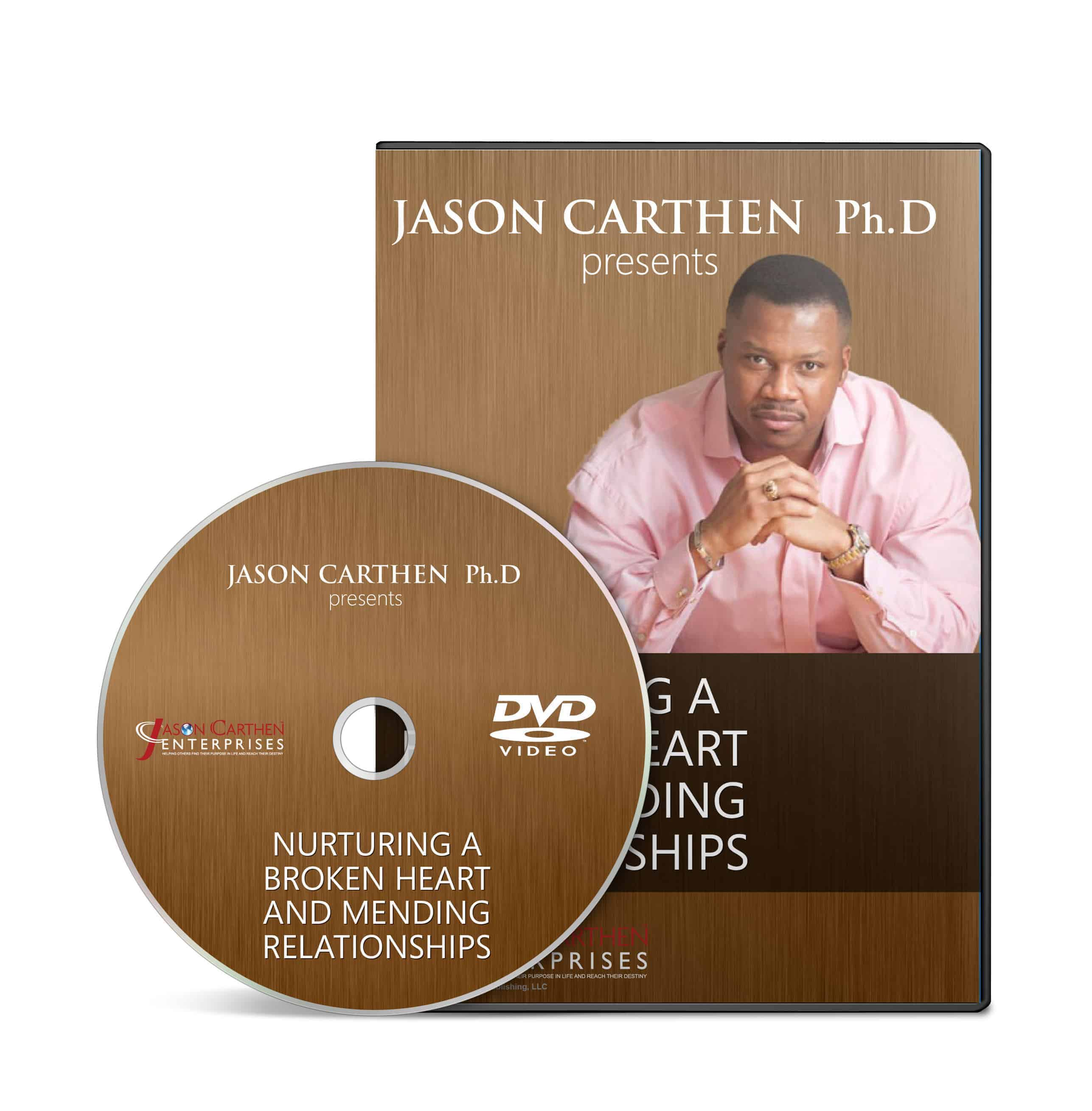 Dr. Jason Carthen: How to Nurture a Broken and Contrite Heart
