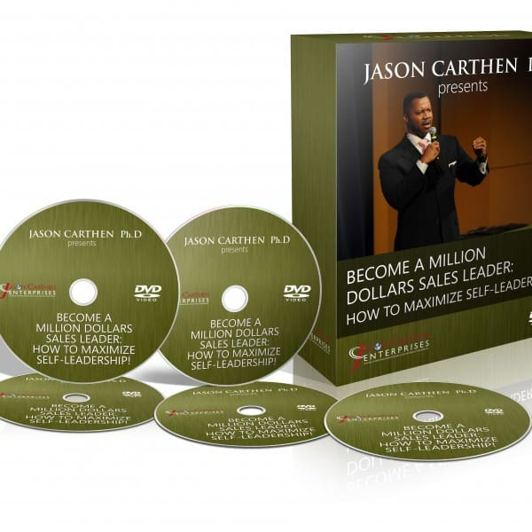 Dr. Jason Carthen: How to Become A Million Dollar Sales Leader