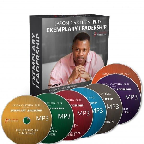 Dr Jason Carthen Exemplaray Leadership Seminars