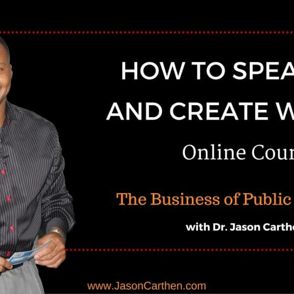 Speak Life & Create Wealth Course_1-28-16