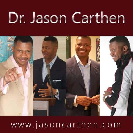 Dr. Jason Carthen Accounting and Budgeting Steps for Your Success.