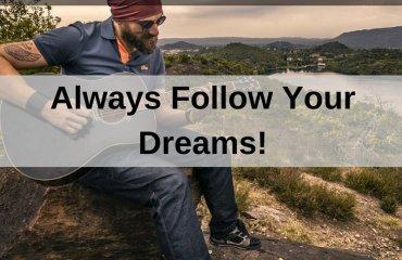 Dr. Jason Carthen: Follow Your Dreams