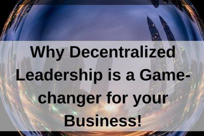 Dr. Jason Carthen: Decentralized Leadership