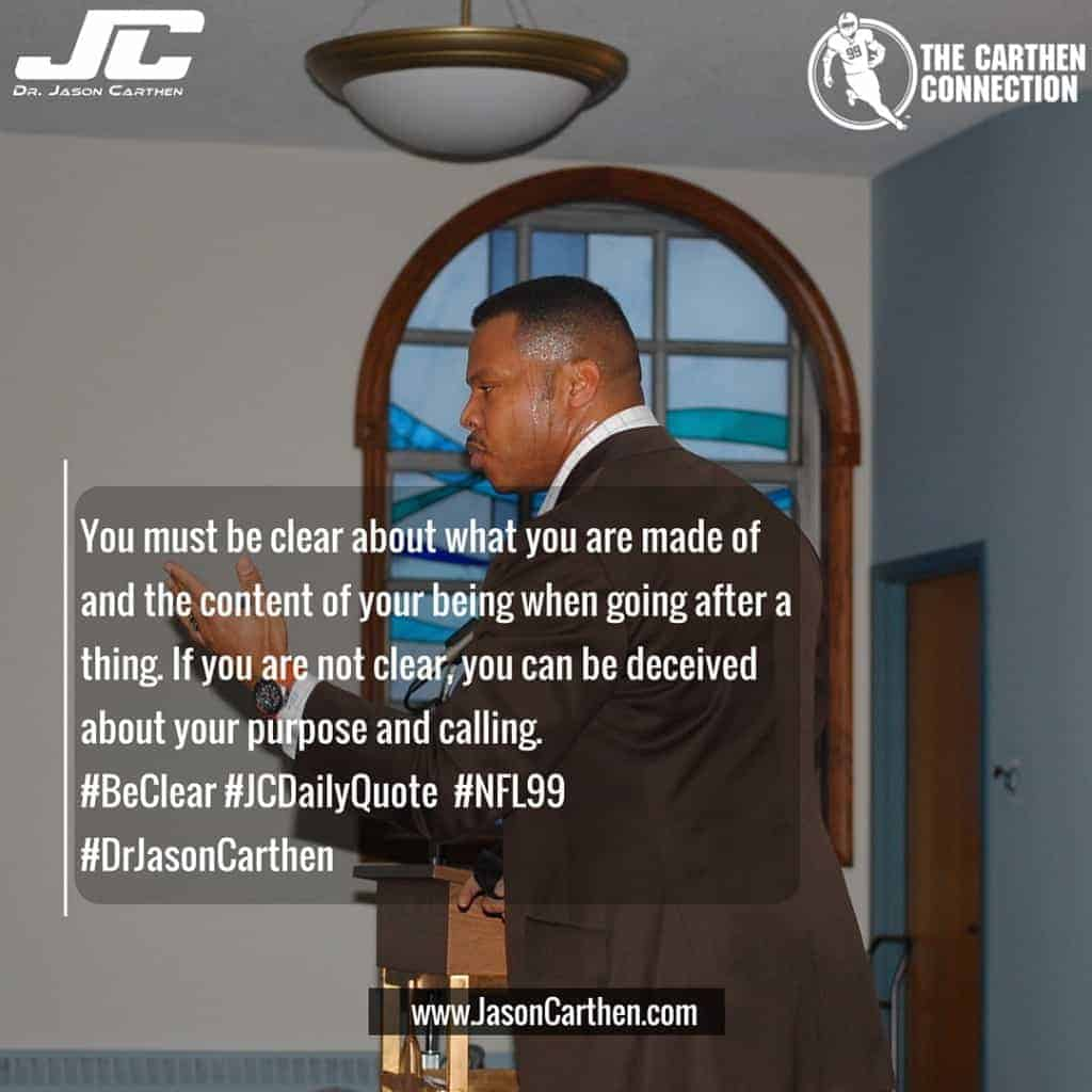 Dr. Jason Carthen_Your Calling