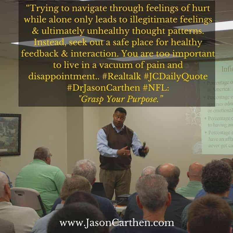 Dr. Jason Carthen's Quotes