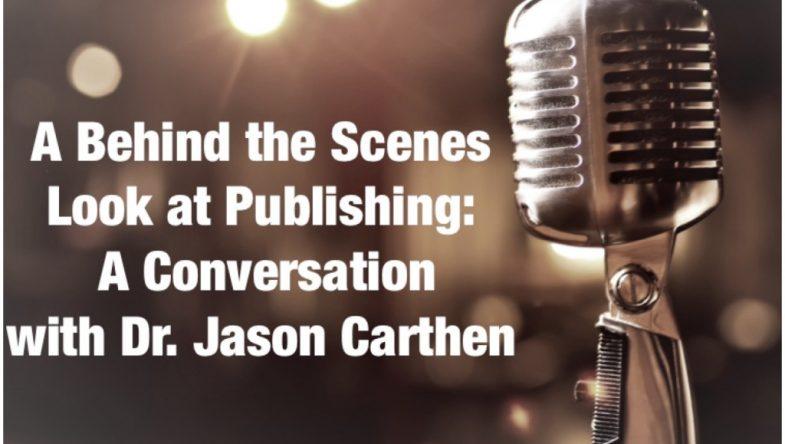 Dr. Jason Carthen: Conversation with Dr. Jason
