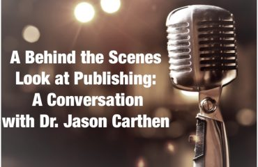 Dr. Jason Carthen: Conversation with Dr. Jason