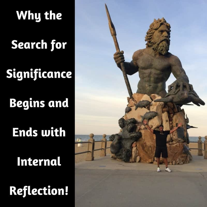 Dr. Jason Carthen: Significance Begins and Ends with Internal Reflection