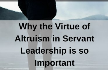 Dr. Jason Carthen: Virtue of Altruism in Servant Leadership