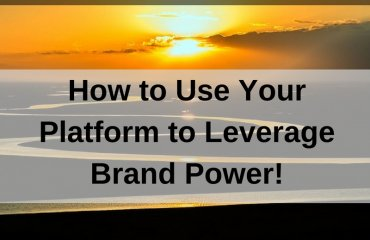 Dr. Jason Carthen: Use Your Platform to Leverage Brand Power