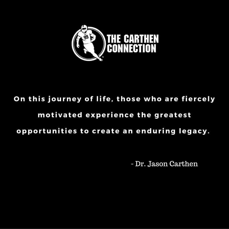 Dr. Jason Carthen: Journey