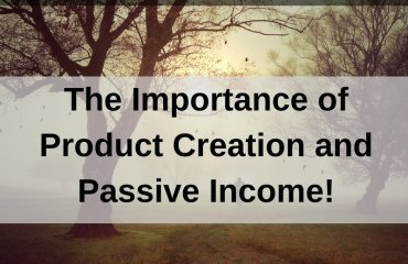 Dr. Jason Carthen: The Importance of Product Creation and Passive Income