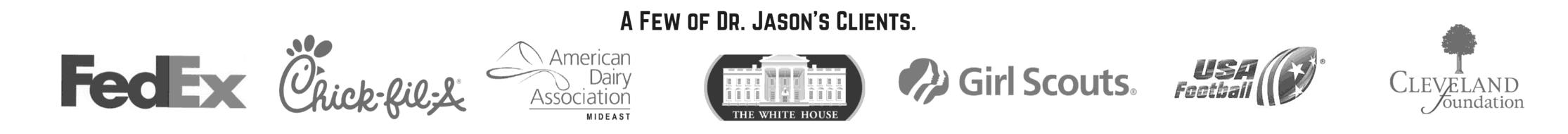 Dr. Jason Carthen: Client Banner